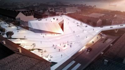 Krems Museum Concept smartvoll architecture thumb