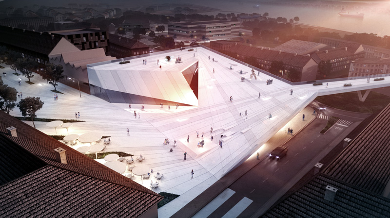 Krems Museum Concept smartvoll architecture thumb