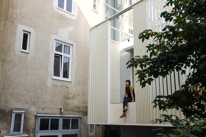 Kutscherhaus Smartvoll Architekten