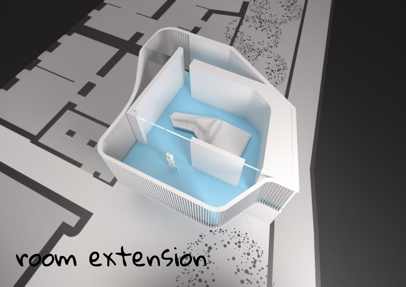 Room Extention Diagram