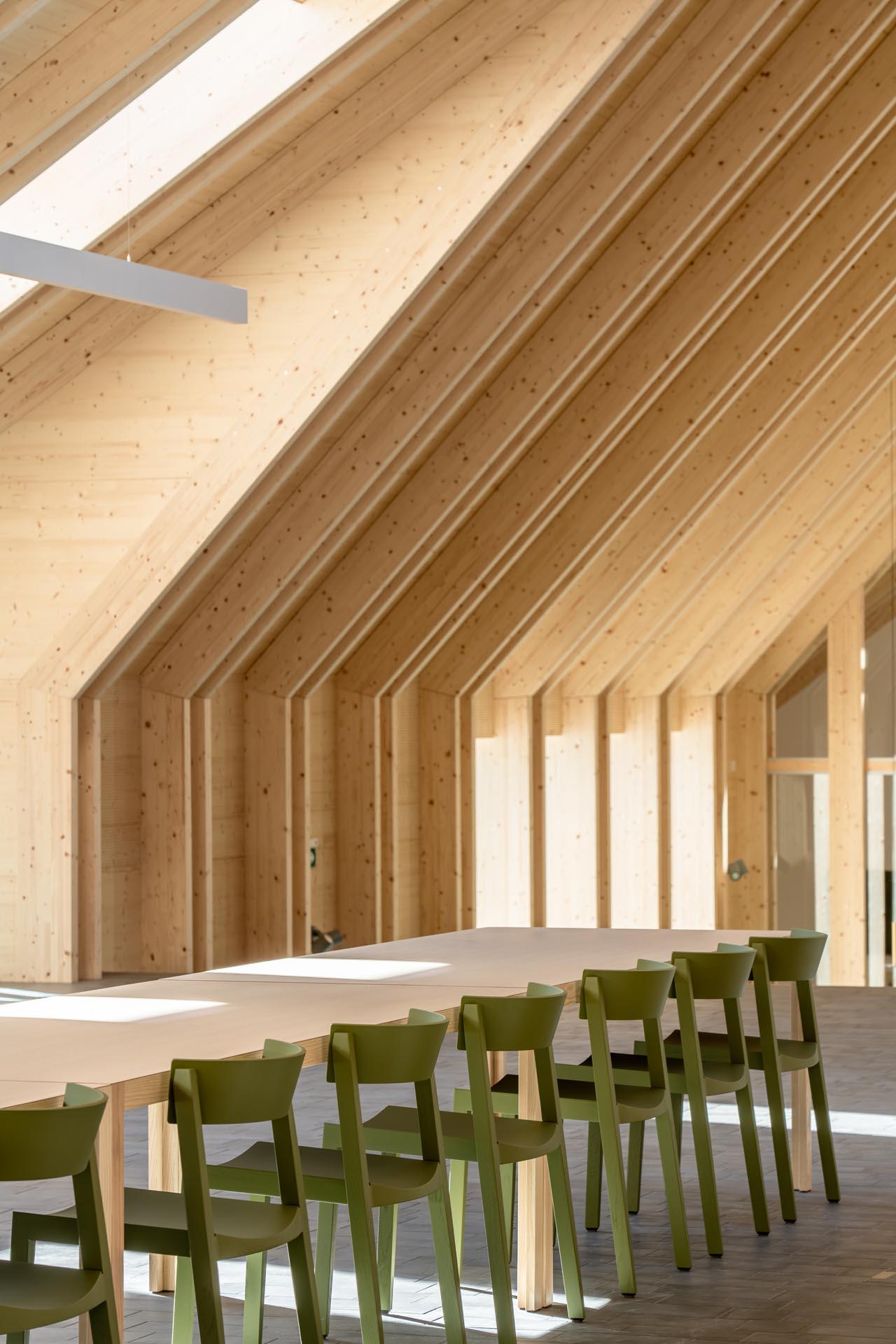 Interior Grossweikersdorf