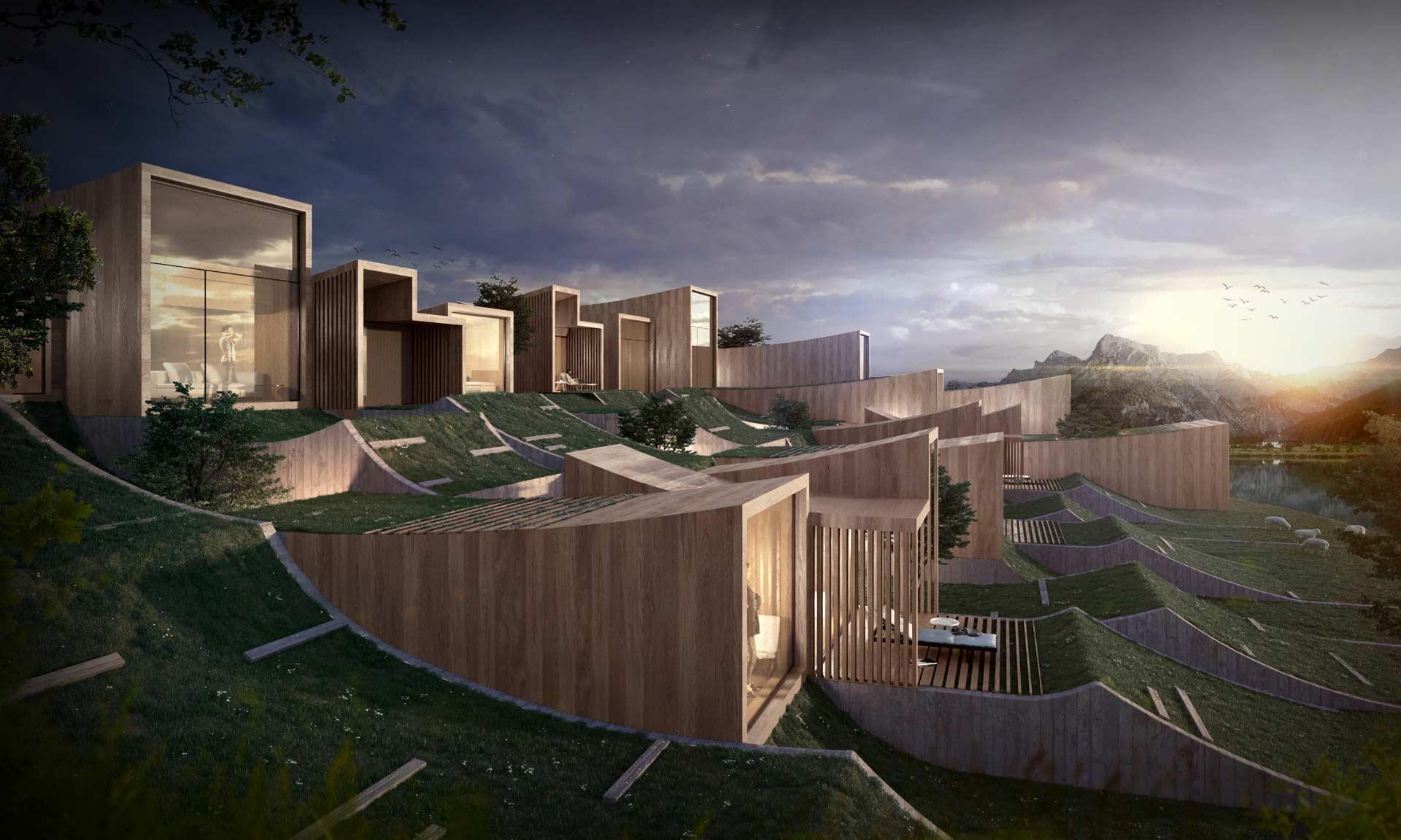 Smartvoll FXMayr Hotel Proposal Rendering